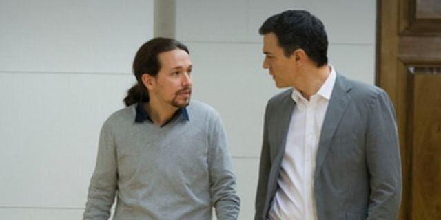 Los votantes prefieren un gobierno PSOE con apoyo de Unidos Podemos y Nacionalistas