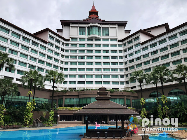 SEDONA HOTELS IN YANGON MYANMAR REVIEW