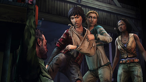 The Walking Dead Michonne Complete Season (2016) Download Free Full Game For PC Via Direct Filehost Parts