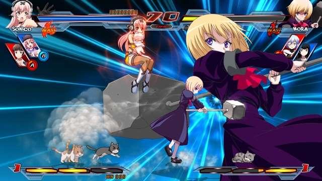 Nitroplus Blasterz Heroines Infinite Duel PC Full
