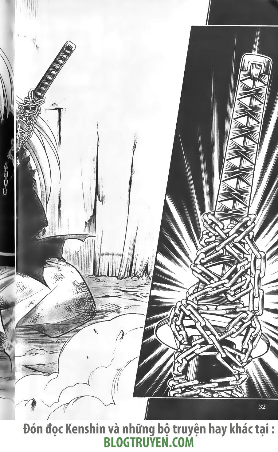 Rurouni Kenshin chap 208 trang 10
