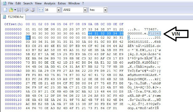 open this file with hex editor