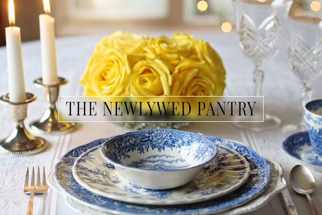 What's New on the Newlywed Pantry
