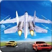 Game Jet Fighter Highway Landing Download