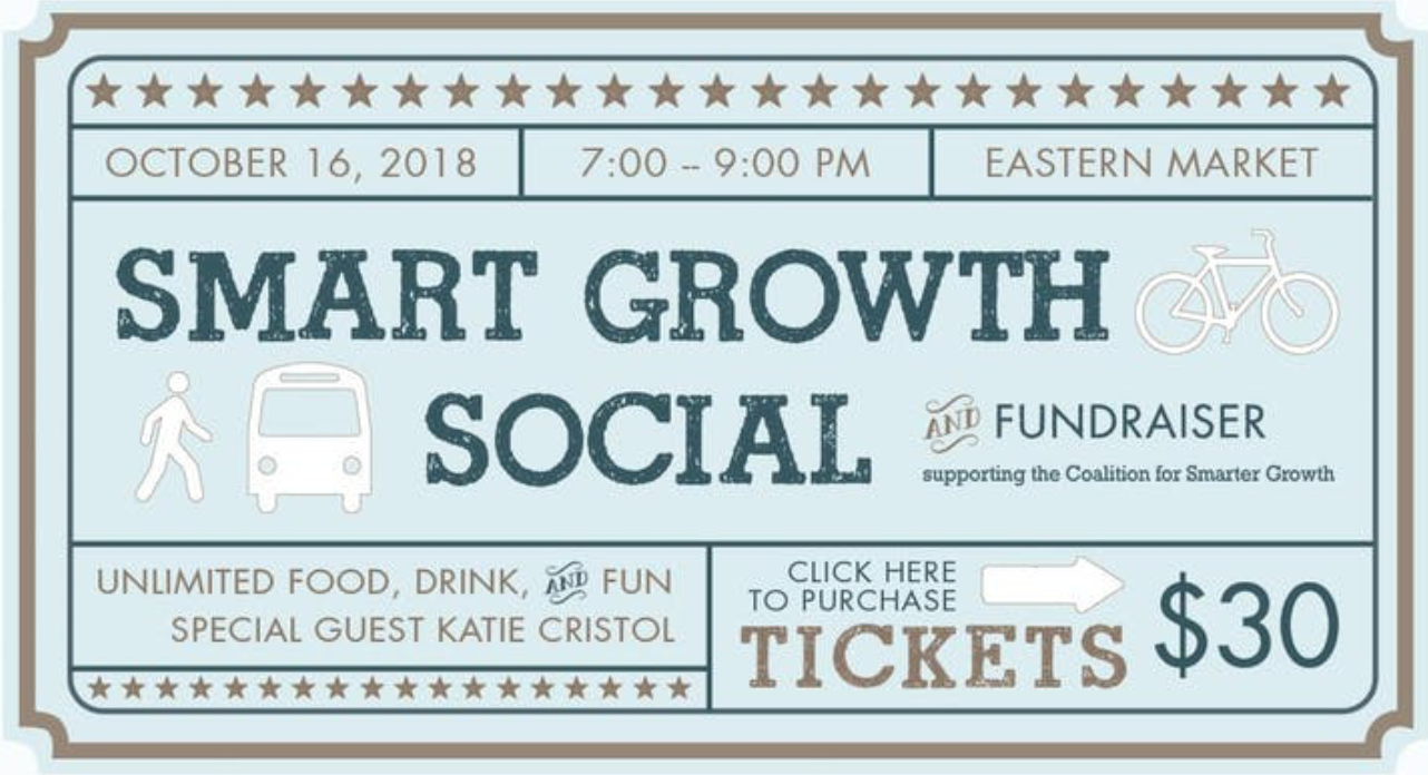 coalition for smarter growth social