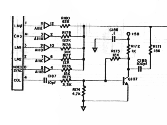 Tynemouth Software: Atari 400 S-Video output conversion