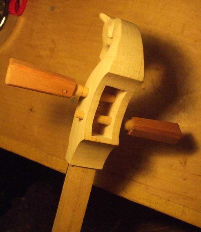 Woodford Instruments: Morin Khuur Part 5