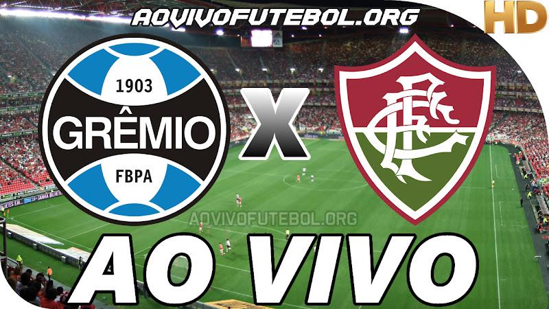 Grêmio x Fluminense Ao Vivo na TV HD