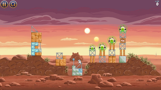 Angry Birds Star Wars 1 Free For PC