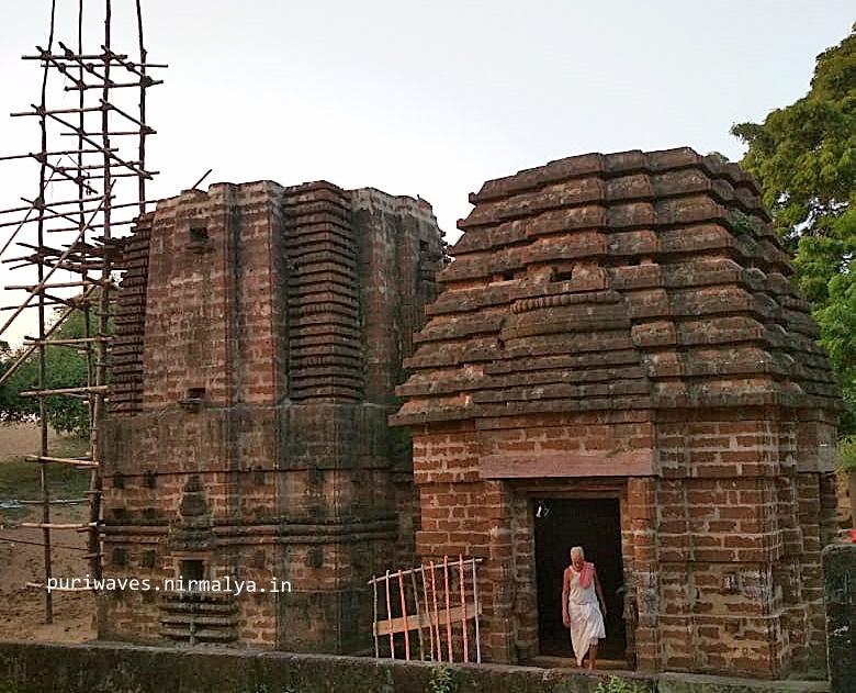 Hari Sahadeba temple - Brhmagiri, sunamuhin, Puri