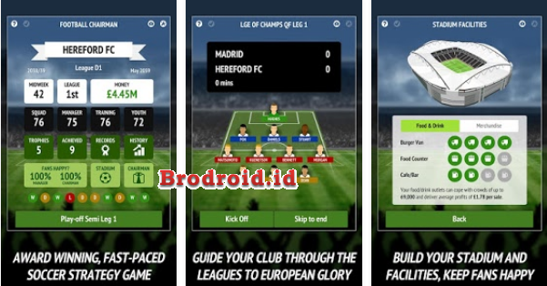 Download Football Chairman Pro Apk Mod Unlimited Money 1.3.0 Terbaru