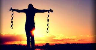 Oração para cortar os laços do passado