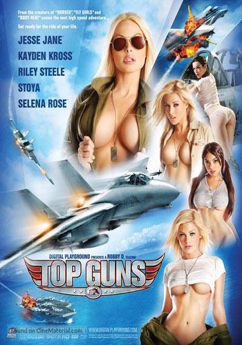 [18+] Digital PlayGround-Top Guns 2011 BRRip 720p Poster