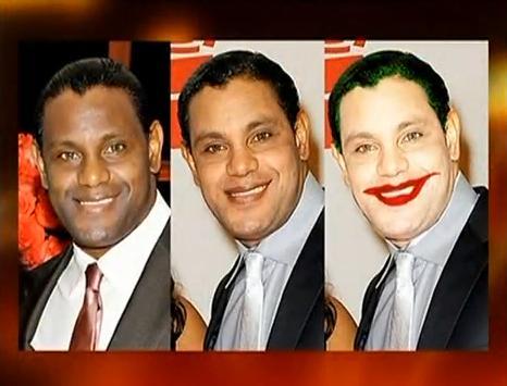 theKONGBLOG™: Sammy Sosa a.k.a. Michael Jackson a.k.a. The ...  theKONGBLOG™:...
