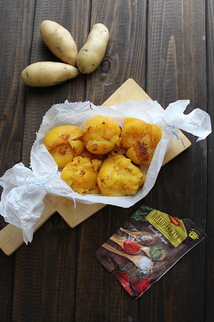 мачкани картофи на фурна
