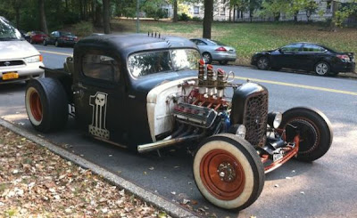 Automóvil únicos estilo Steampunk