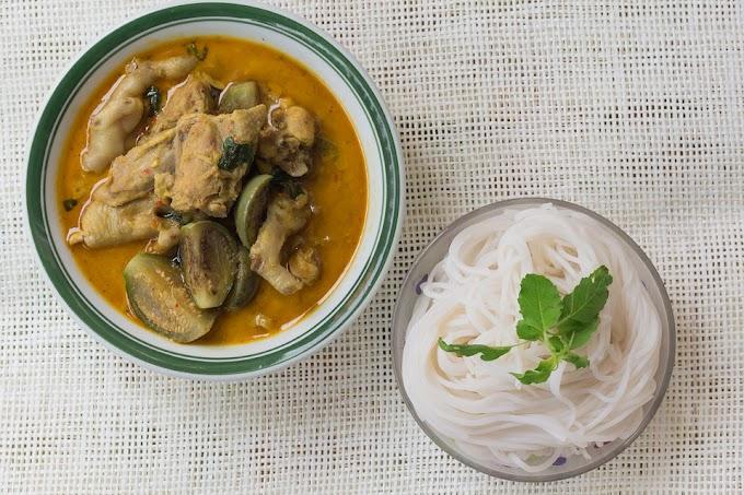 Recetas fitness bajas en grasa: pollo al curry ¿cómo tomarlo?