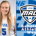 UB's Ups named MAC Scholar Athlete of the Week