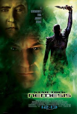 Star Trek: Nemesis Poster