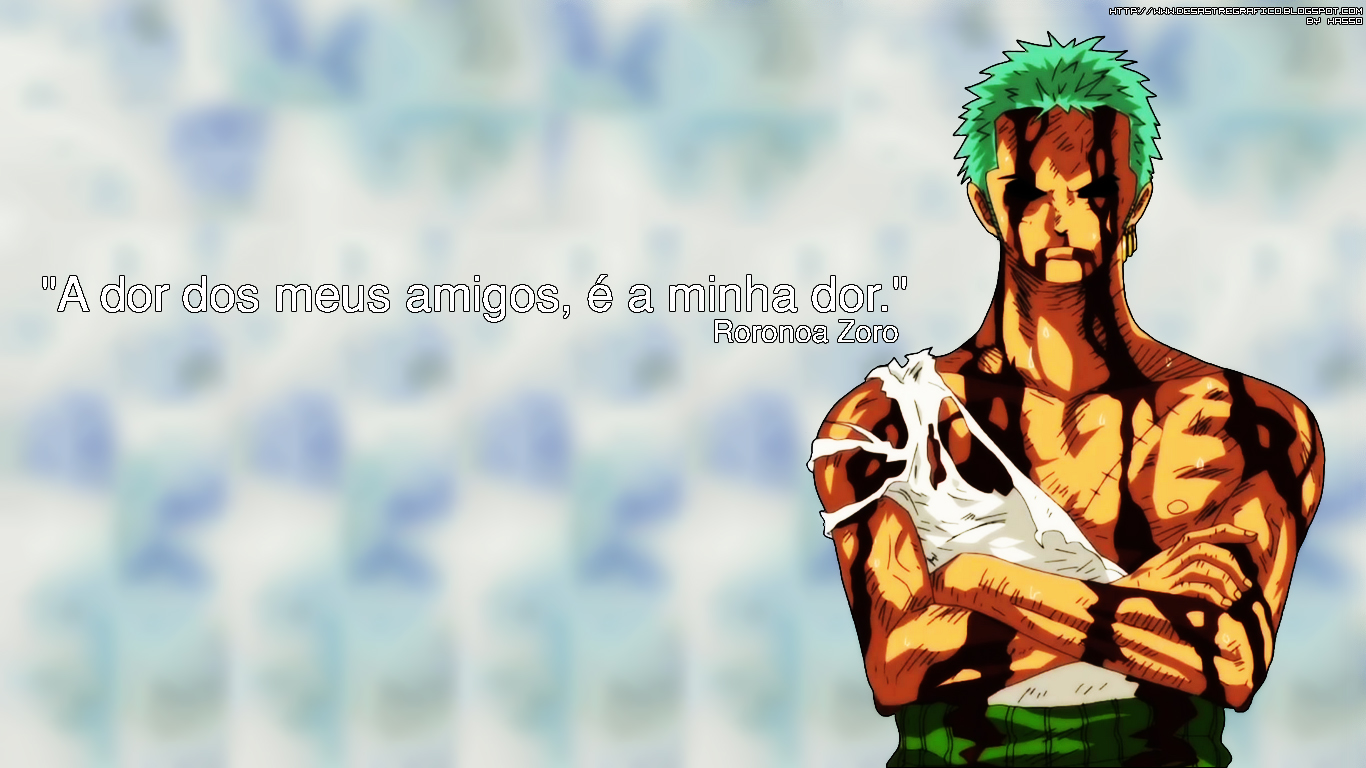 Some of the most inspiring quotes and sayings come from people who know what it's like to keep working toward a goal even after failing. Zoro One Piece Quotes. QuotesGram
