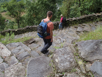 Trekking guide cost and hirring Nepal