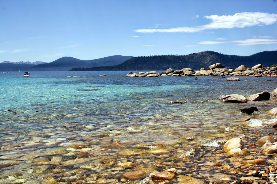 Hidden Beach At Lake Tahoe Hi Friends Long Time No Talk Hope You All Had A Wonderful Holiday Weekend We Sure Did And Just Got Back From