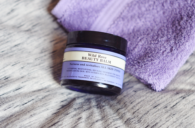 Neals Yard Remedies' Amazing Cleansing Balm.