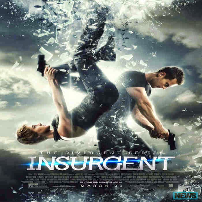 Film INSURGENT:THE DIVERGENT SERIES