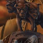 EL CANCERBERO : Un perro infernal en la puerta del Hades