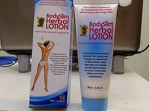 Body Slim Herbal Slimming Lotion