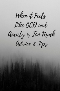 ocd anxiety tips tricks advice