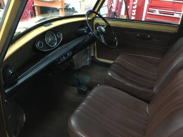 classic mini 1976 austin 1000 auto restorationice. Black Bedroom Furniture Sets. Home Design Ideas