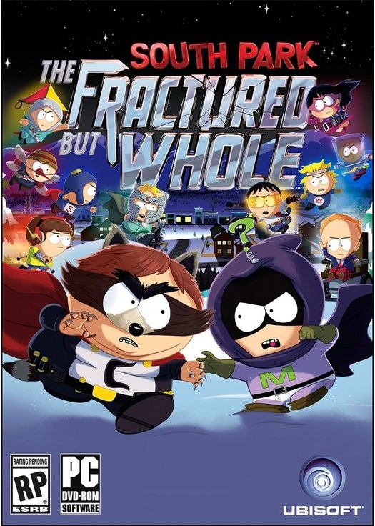 South Park The Fractured But Whole PC Full ESPAÑOL