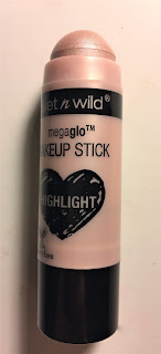 wet n wild megaglo makeup stick highlight in when the nude strikes