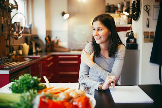 Foodbloggerin Juliette
