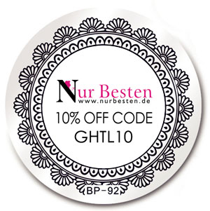 Nurbesten.de 10% off coupon code: GHTL10