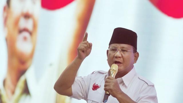 Prabowo Sindir Korupsi Stadium Empat, PKS: PDIP Jangan Baper