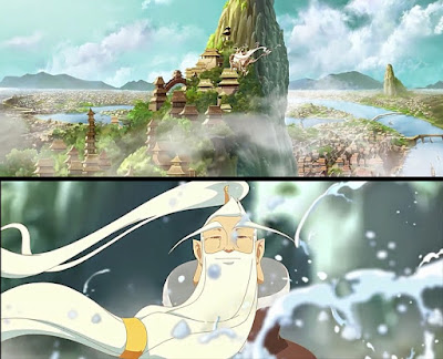 Master Jiang and the Six Kingdoms Chinese Anime