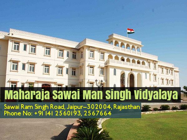 Maharaja Sawai Man Singh Vidyalaya