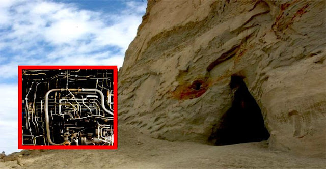 Advanced 150,000 Year-Old Pipework Found Under Chinese Pyramid