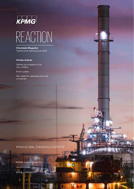 REACTION Chemicals Magazine Twenty-sixth edition