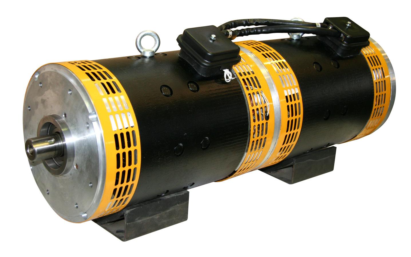 Warp 9 motor kw for Impulse 9 electric motor