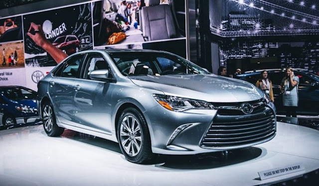 2017 Toyota Camry XSE Redesign