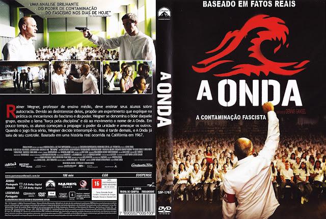 Capa DVD A Onda