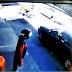 [VÍDEO]PM à paisana reage a assalto e baleia bandido em depósito de bebidas