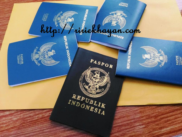 Cara Membuat Paspor untuk Anak di bawah 17 tahun Secara Online