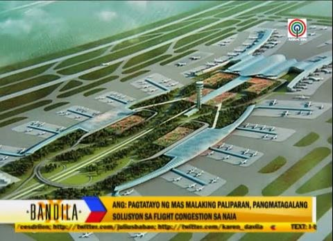 Bulacan Airport Project Location