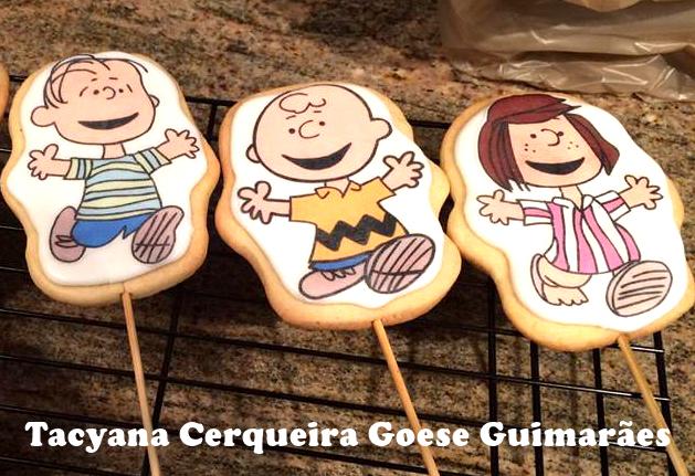 cookie, cookies, bolachas decoradas, snoopy, festas infantis, festa inantil