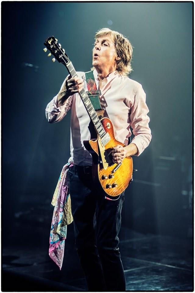 Paul McCartney retorna ao Brasil para 2 shows