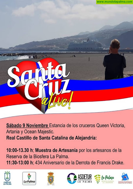 SantaCruz aLive 9 Noviembre